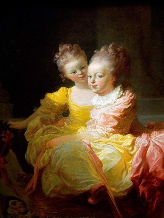 Las dos hermanas, 1770